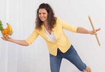 telesno ravnovesje ozka