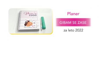 spletni tečaj planer gibam se zase 2022
